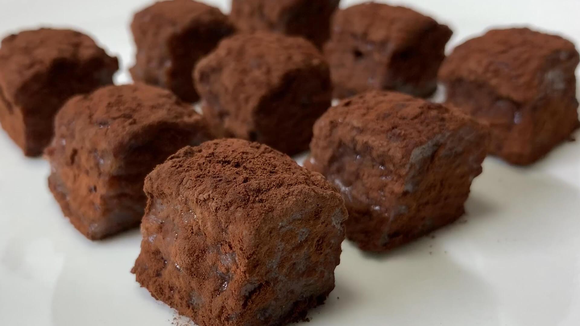 レシピ 子供 チョコレート 簡単